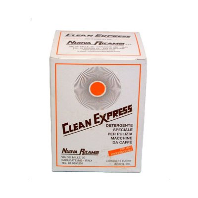 591181 / S Box Of Clean Express W / 12 Doses